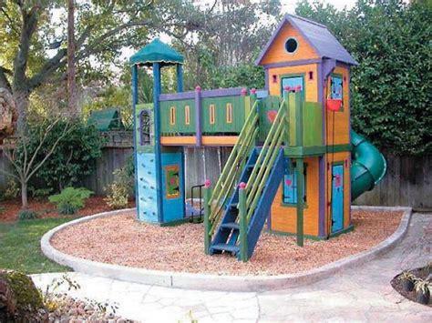 diy diy backyard playhouse plans wooden  country wood