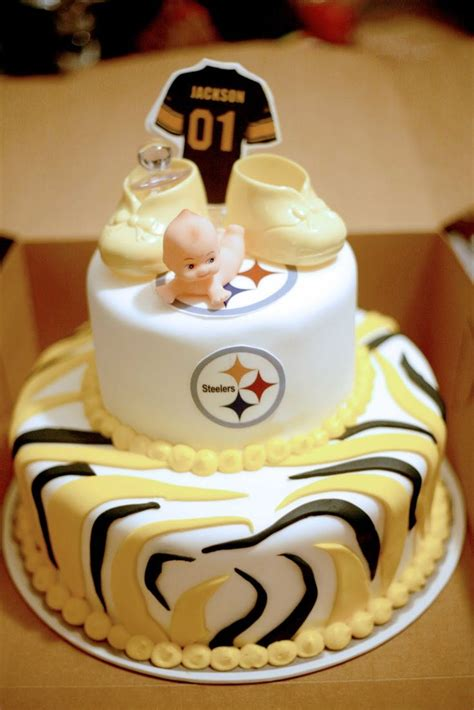 Steelers Baby Shower Ideas by Pittsburgh Steelers Cake Ideas 115082 Steelers Baby Shower