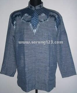 Harga Baju Merk Arniz bordir dewasa jual baju koko murah grosir koko pria muslim