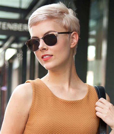 short haircuts  women  glasses les baux de