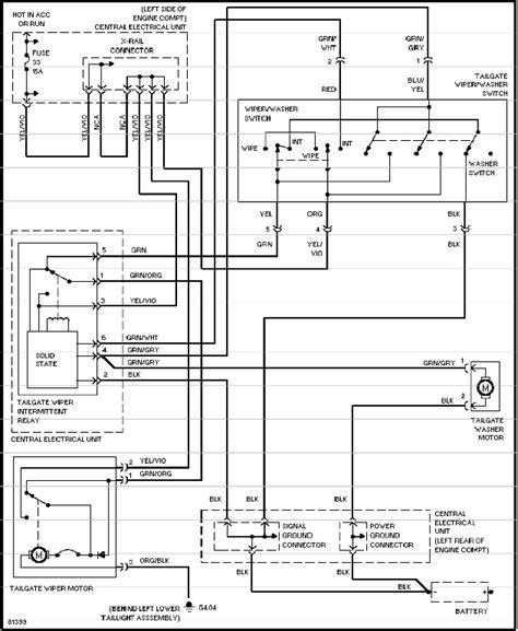 motor repair manual 1994 volvo 850 windshield wipe control volvo s40 window motor wiring diagram volvo 240 wiring diagram wiring diagrams