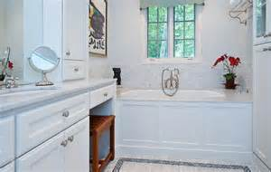 Tuck in a vanity area small bathrooms don t have much space to spare