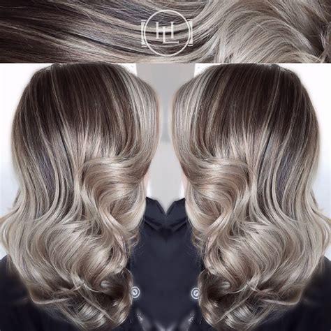 using pale ash blonde hair dye to transition to gray 1000 ideen zu koleston auf pinterest aufgehellte ponys