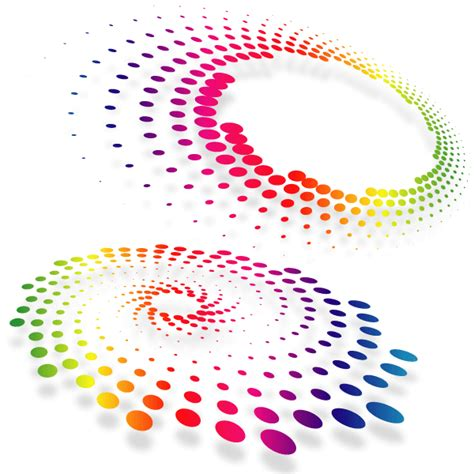 abstract shape pattern vector abstract dot vector shape vector graphic 365psd com