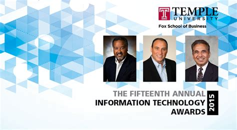George Fox Mba Program by Tech Leaders Llado Mango And Desai Honored At Fifteenth