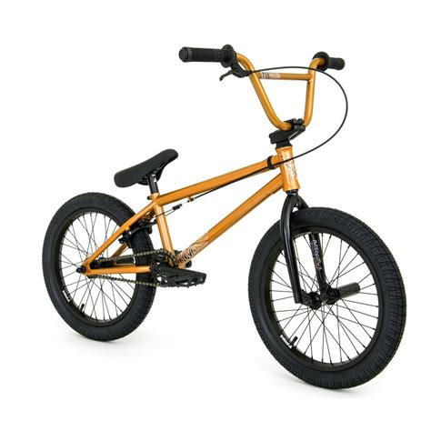 Bmx Freestyle flybikes 18 quot orange freestyle bmx bike small bmx