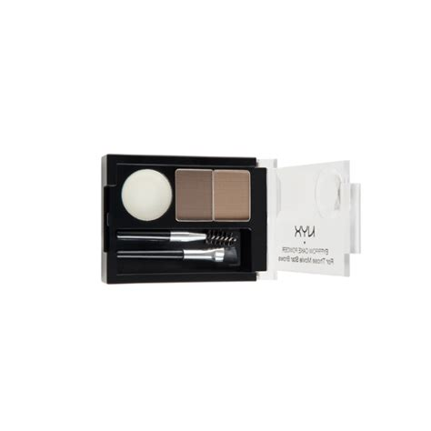 Nyx Cake Powder eyebrow cake powder nyx professional makeup kicks