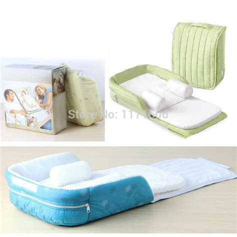 Toddler Folding Bed Free Shipping Portable Baby Crib 2 In1 Multifunction Child Bedding Toddler Folding Bed For 0 6