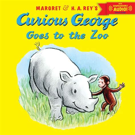 libro a curious guide to curious george goes to the zoo by h a rey margaret rey paperback barnes noble 174