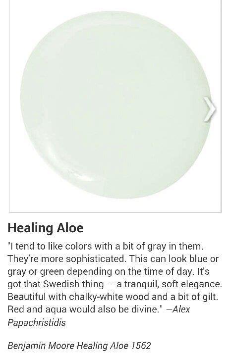 healing aloe benjamin 102 best images about paint colors on paints