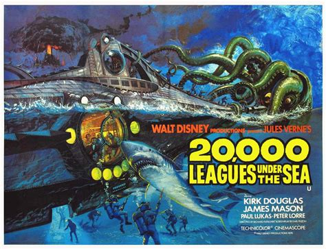 0007351046 leagues under the sea second version of 20 000 leagues under the sea in