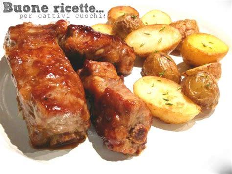 cucinare costolette di maiale costolette di maiale in padella buone ricette per