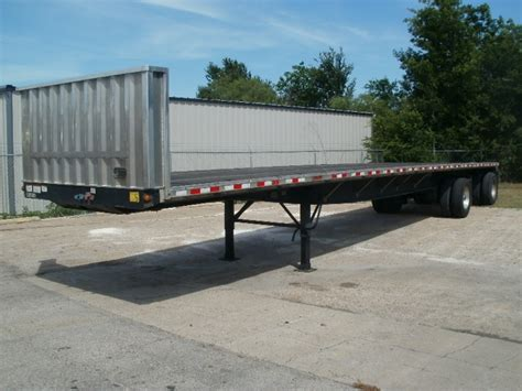 flat bed trailers for sale used flatbed trailers for sale in tx penske used trucks