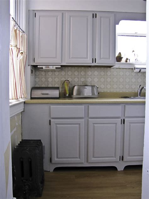 how make kitchen cabinets how to make your kitchen cabinets look built in using