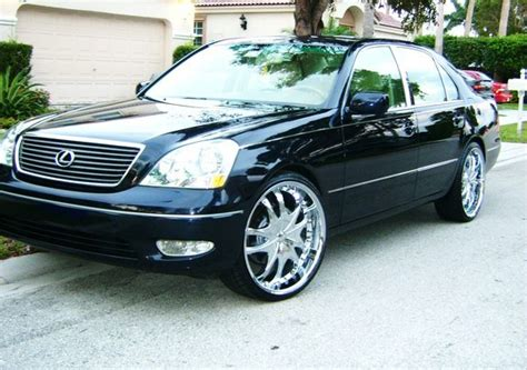 lexus ls430 rims bigmagic702 2003 lexus ls specs photos modification info
