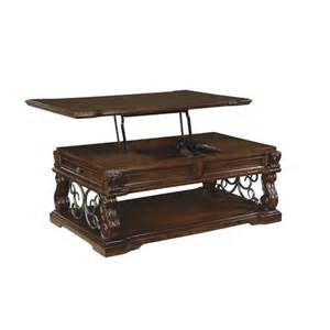 Signature Design By Coffee Table Signature Design By Alymere Lift Top Coffee Table