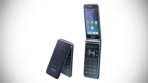 how to flip a on android look samsung also has its own android powered flip phone mikeshouts