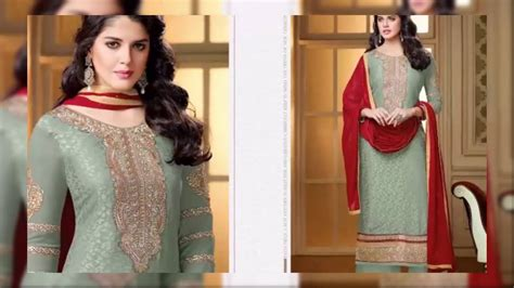 lade desing trendy brasso embroidery suits2016