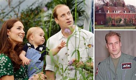 where do william and kate live prince william and kate middleton to move to countryside