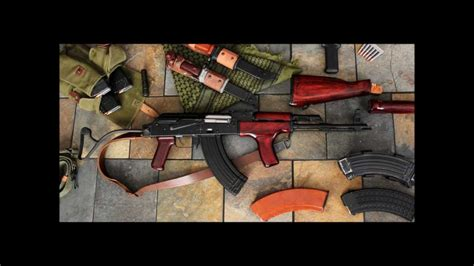 Combloc customs custom firearm furniture finishing services ak 47 akm ak 74 aks 74u ironwood