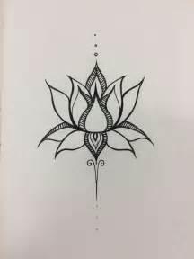 Lotus Flower Henna Best 20 Lotus Henna Ideas On Lotus Flower