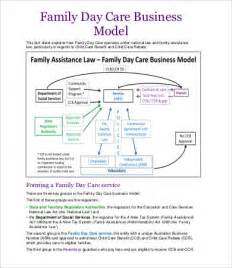 daycare business plan template free daycare business plan 7 free word pdf documents