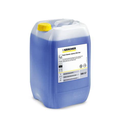 ph neutro floor cleaner moussant neutre rm 57 asf 20 l k 228 rcher