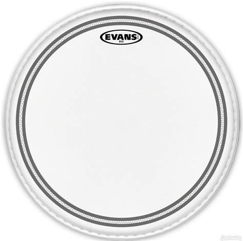 Tt13ec2s 13 Ec2 Drumhead With Sound Shaping Ring 8 inch ec2 coated sst drum chicago exchange