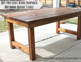 Diy Wood Patio Table Best 20 Diy Outdoor Table Ideas On Outdoor Wood Table Patio Table And Outdoor