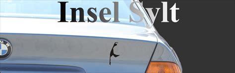 Nix Sylt Aufkleber by Insel Sylt Aufkleber Umri 223 Sticker L 228 Nder Ebay