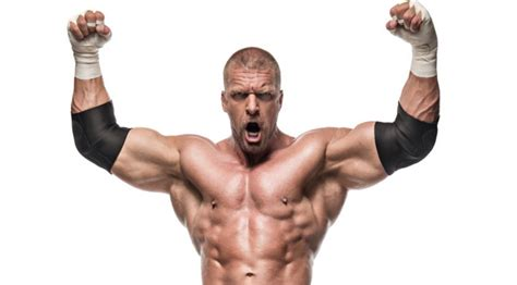 Summer House Plans triple h dishes up triple serving muscle amp fitness
