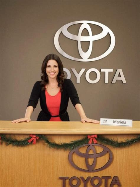 find out who plays jan in the toyota commercials mariela is the latina toyota jan the news wheel