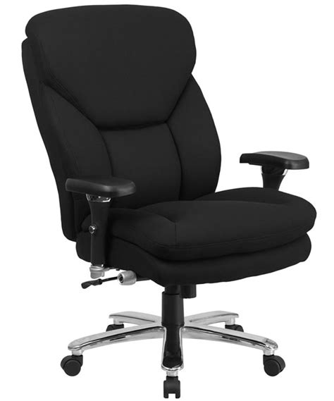 Wide Seat Office Chair