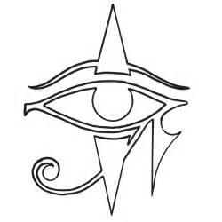 Outline Drawings by Eye Outline Clipart Best