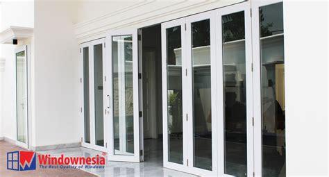 Pintu Jendela Dan Pintu Garasi pintu kaca lipat pintu jendela aluminium pintu swing