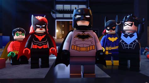 lego dc batman family matters official trailer dc