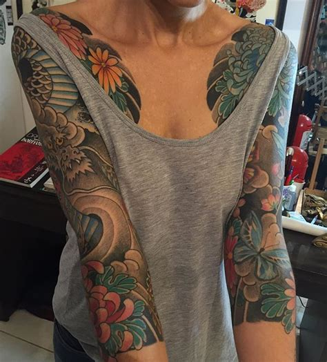 flower design quilmes colors tattoos pinterest tattoo japanese tattoos
