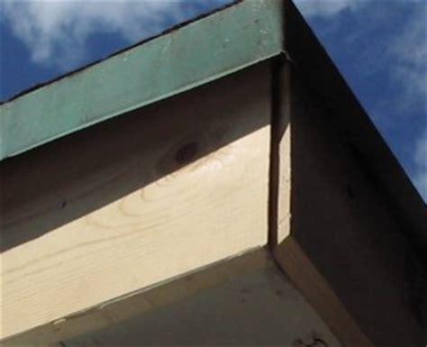 fascia board bevel cut  joining