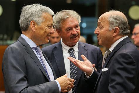 consiglio dei ministri riunione di oggi bruxelles riunione di ferragosto per i ministri degli