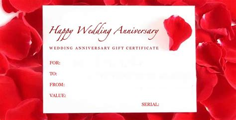 anniversary gift card templates for microsoft word 16 wedding anniversary templates free images anniversary