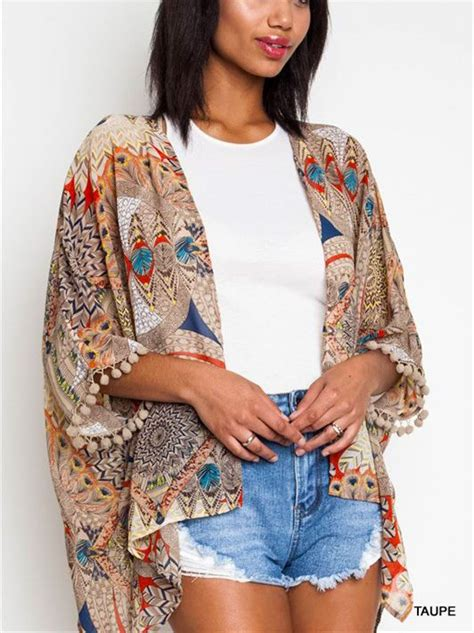 Kimono Grid Cardi Blazer 17 Best Images About Boho Summer On Pearl