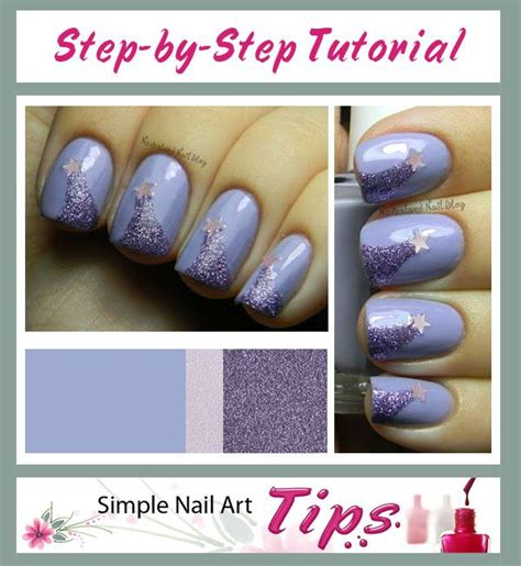 nail art tutorial on dailymotion 34 best simple nail art tips images on pinterest