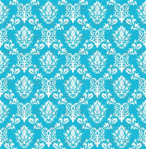 wallpaper pattern vintage blue seamless antique pattern victorian style blue wallpaper