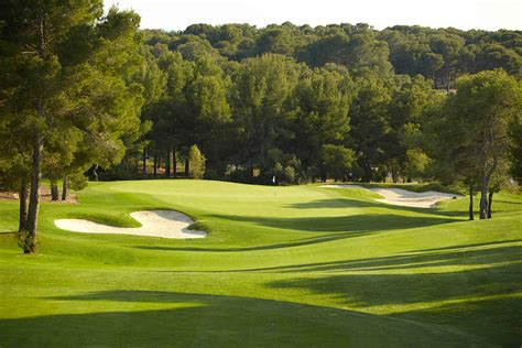 lumine golf  barcelona golf