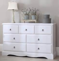 true white large chest of drawers bedroom