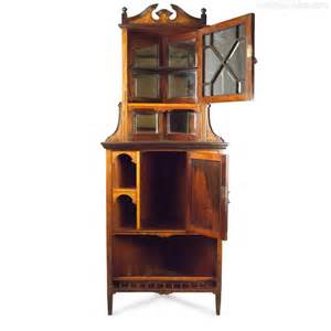 antique corner cabinet for sale rosewood inlaid corner cabinet antiques atlas