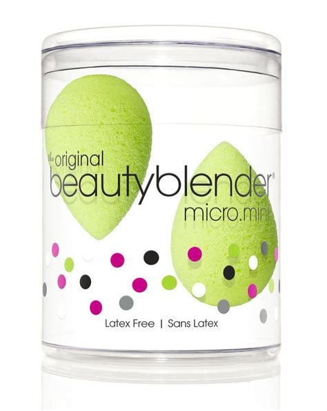 Beautyblender Correctfour Micro Mini Blenders Beautyblender Micro Mini Lime Blenders Coming Soon