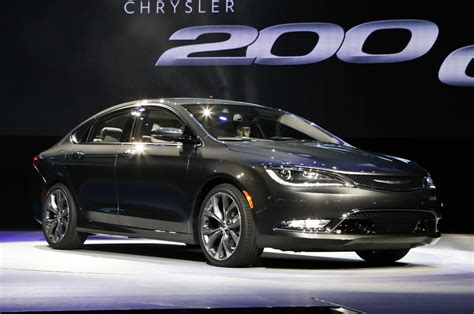 The New 2015 Chrysler 200 by New 2015 Chrysler 200