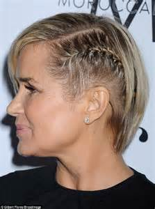 yolanda foster hair care real housewives yolanda foster goes for a glamorous look