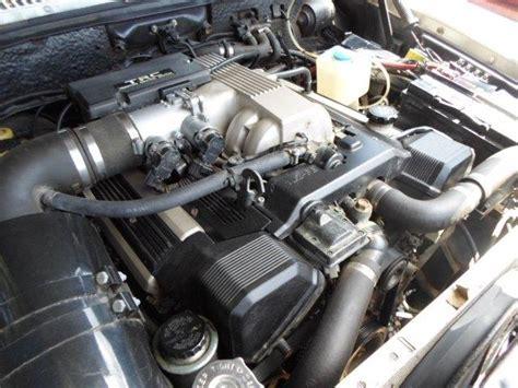 mercedes  pickup   engine